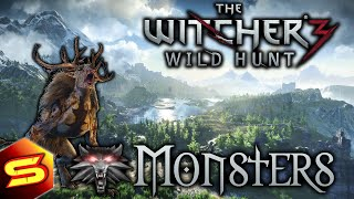 The Monsters & Enemies - The Witcher 3: Wild hunt Lore