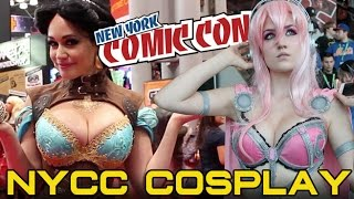 Exclusive: New York Comic Con 2015 - NYCC Cosplay