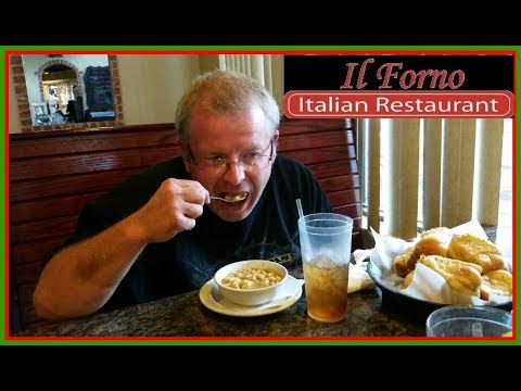 Il Forno Italian Restaurant with Dave | Lakeland