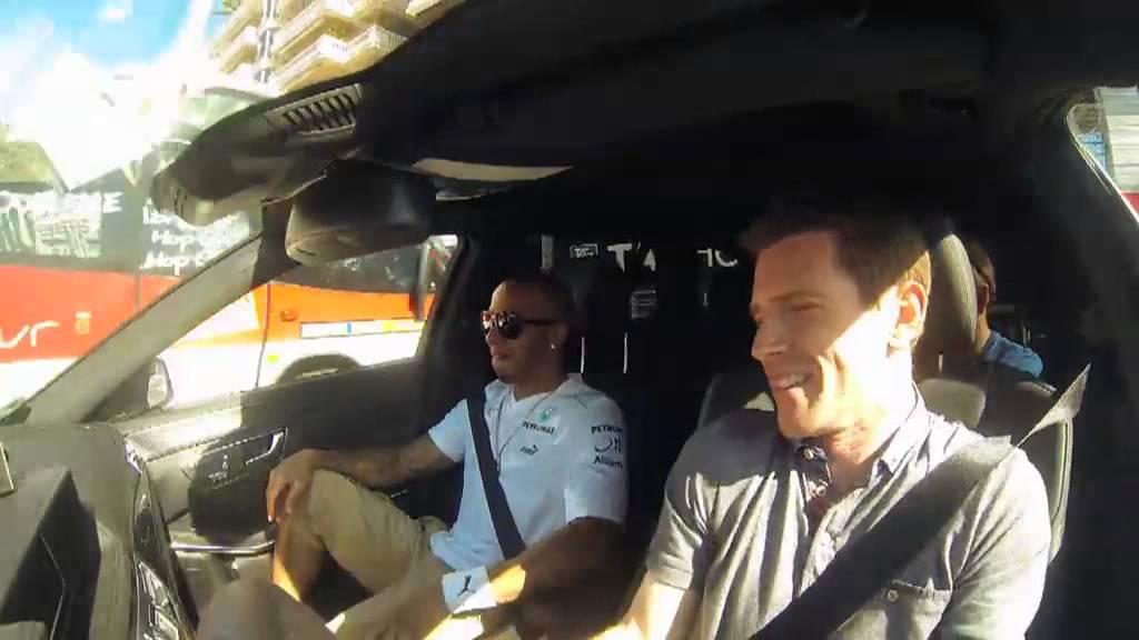 Nico Rosberg Jet Ski Feature Monaco With Lewis Hamilton 2013  YouTube