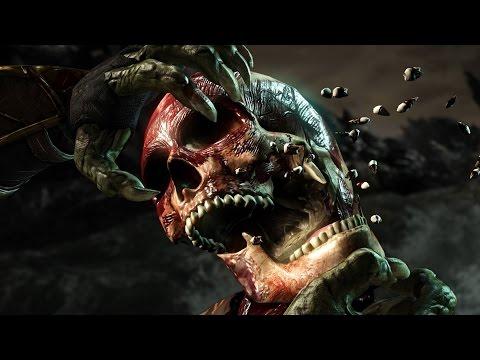 X-Ray-удары в Mortal Kombat X