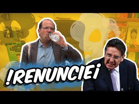 #JijiChallenge/UN RETO PARA QUE RENUNCIE EL FISCAL DE COLOMBIA