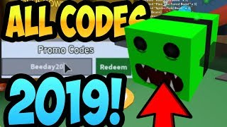ALL CODES FOR BEE SWARM SIMULATOR (RARE BEES) - Roblox