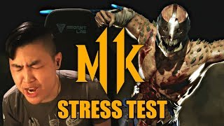 Mortal Kombat 11 - Trying Out The MK11 Online Stress Test!!