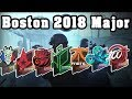 Investing In CSGO Stickers ELeague Boston 2018 - What To Buy