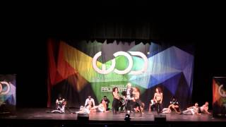 WORLD OF DANCE - Broke Crew - ORLANDO 2014 #WODFL