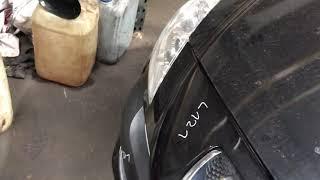 Peugeot 308 ENVY 2011: Обзор/тест автомобиля на разбор (машинокомплект) из Англии от...