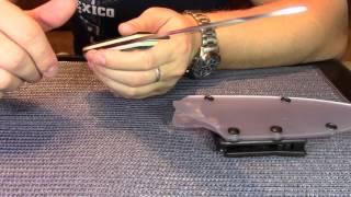 Обзор ножа WK5 от WorkingKnife