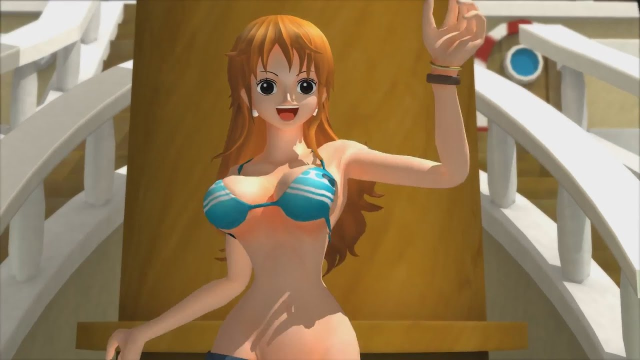 One piece nami 3d doggystyle swf - 4 4