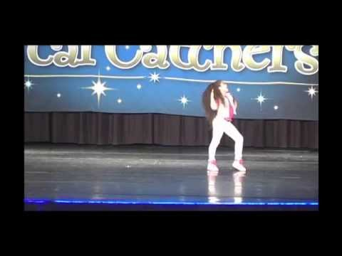 9yr old Hip Hop Dancer - Amazing Hip Hop Solo - Lil Miss Swagger 2014