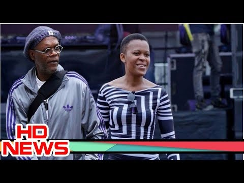 Zodwa Wabantu: Samuel L Jackson is my blesser and he was spoiling me at Eyadini