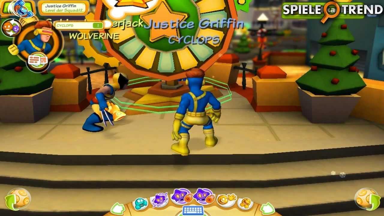 Super Heroes Spiele