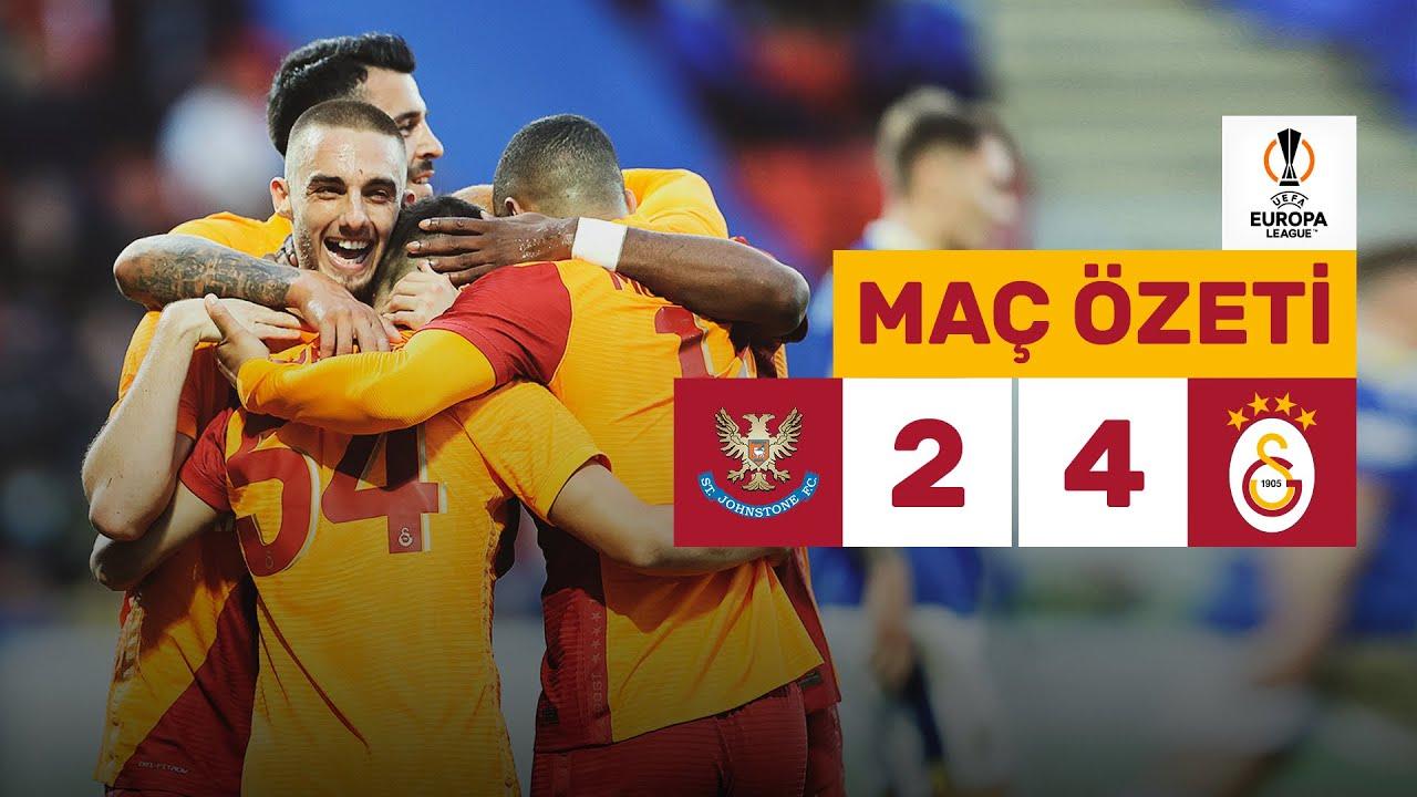 Download Geniş Özet   St. Johnstone FC 2-4 Galatasaray