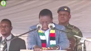 President Mnangagwa Promises New Currency