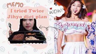 Download lagu TWICE JIHYO DIET PLAN MP3
