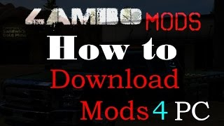 Farming Simulator 17 | How to Download & Install Mods for PC