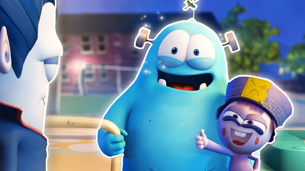 Funny Animated Cartoon | Spookiz | In The Playground | 스푸키즈 | Kids Cartoons | Videos for Kids