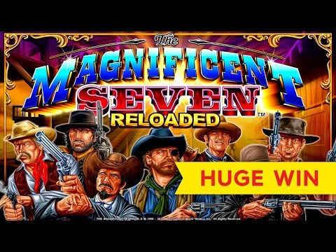 The Magnificent Seven Reloaded Slot - MY PERSONAL ATM! - 동영상