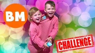 Челлендж СИАМСКИЕ БЛИЗНЕЦЫ Прикольный Челленж для Детей | Conjoined Twin Challenge Funny Challenge