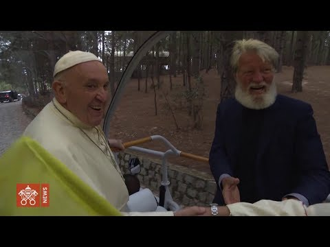 One day in 60 seconds: Pope Francis in Madagascar 08 09 2019