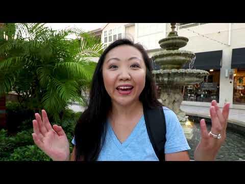 Exploring Hyde Park Village 🛍️ Shopping + Eating | Tampa Neighborhoods | JEN TALKS FOREVER