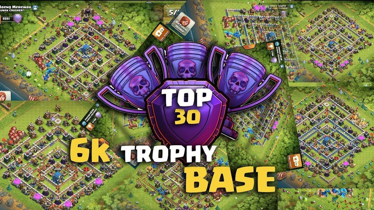 Best Th12 Legend Base 2019 6