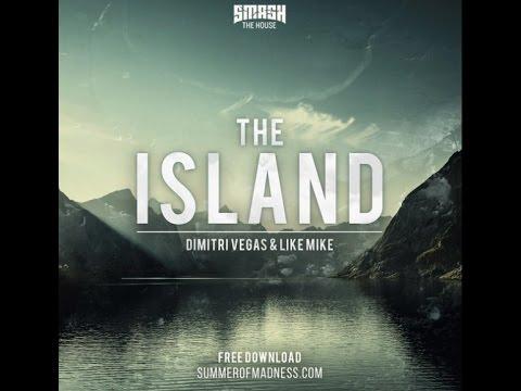 Dimitri Vegas & Like Mike  The Island DHRMK Remake + Free FLP FL Studio