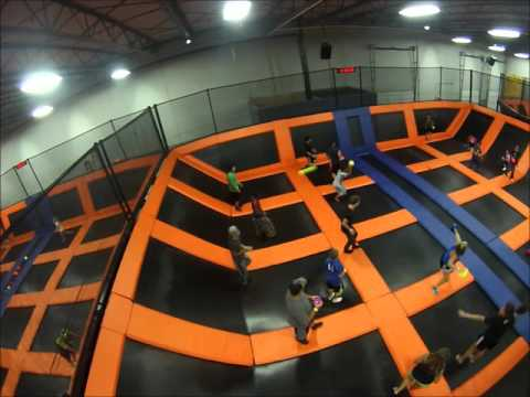 Trampoline Park Urban Air Birthday Parties Youtube