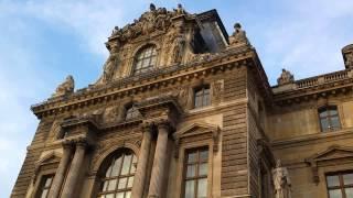 PARIS Франция ! Путешествие 30 11 2014 ! Видео отчёт первого дня(, 2014-12-23T03:00:52.000Z)