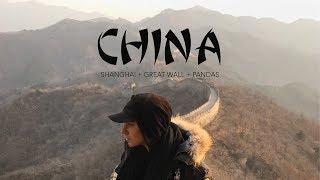 CHINA: THE GREAT WALL, PANDAS, AND SHANGHAI | Semester At Sea Travel Vlog