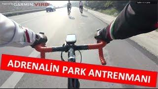 Adrenalin Park Antrenmanı
