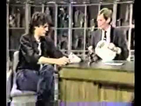 Hey Now! Howard Stern On Letterman 1984 or 1985