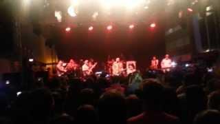 Leyla The Band İzmir Konseri - Yanayım Yanayım