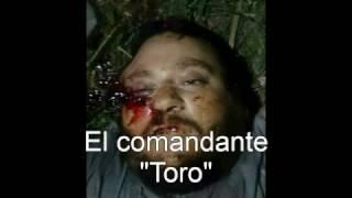 """Abaten a el comandante """"Toro"""" y a """"Pancho"""" Carreón en Reynosa Tamaulipas"""