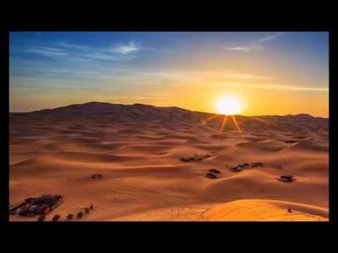 Camel trekking in desert merzouga - nights in desert erg chebbi