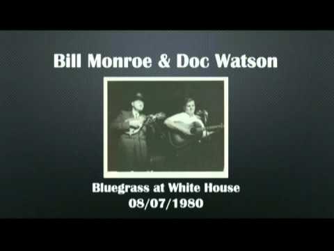 【CGUBA193】Bill Monroe & Doc Watson 08/07/1980