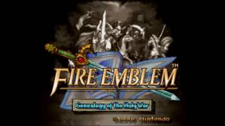 Calling Of Peace Fire Emblem Genealogy Of The Holy War Soundtrack Extended