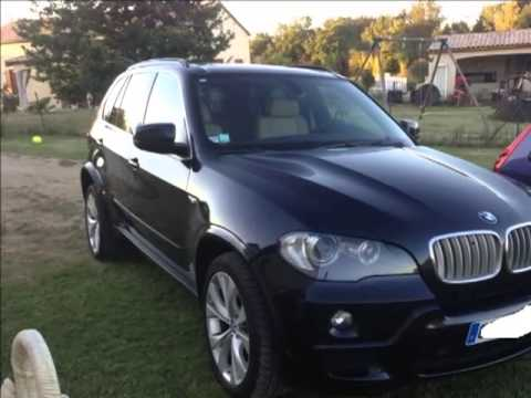 bmw x5 e70 pack m a vendre 28900 eur youtube. Black Bedroom Furniture Sets. Home Design Ideas