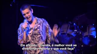 Sinead O 39 Connor Nothing Compares 2 U Live