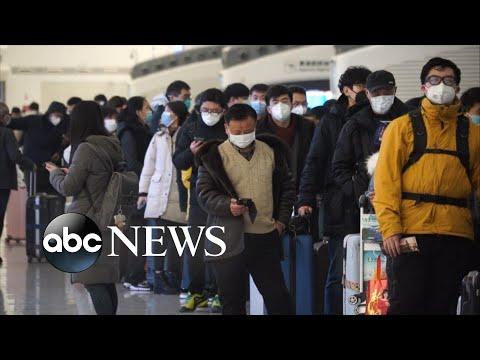 The Coronavirus Impact Across The World L ABC News
