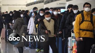 The coronavirus impact across the world l ABC News