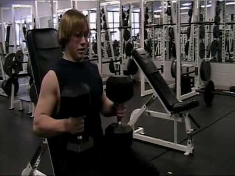 14 year old doing 100x5 db press, 70x8 shoulder press, and 20x8 side raises