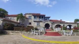 Al Capone House. Varadero. Cuba. 4K streaming