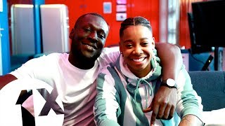 Vossi Bop Day Stormzy Live On The 1Xtra Breakfast Show With Dotty