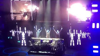 Blue Man Group @ Thater 11 Zürich