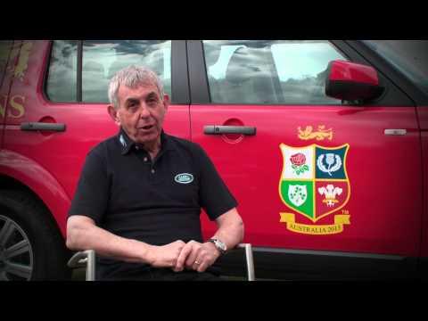 Sir Ian McGeechan on Coaching the Lions