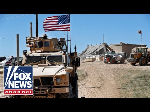 What are the possible consequences for withdrawing US troops from Syria? Dan Hoffman says it's too e
