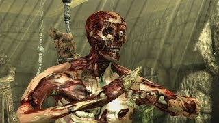 "Mortal Kombat Komplete NPC Skully Fatalities   ""Fatality"""