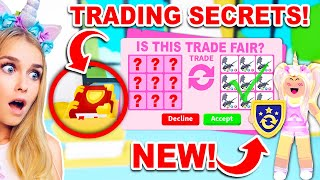 *NEW* HUGE TRADING UPDATE DELETES All SCAMMERS In Adopt Me! (Roblox)