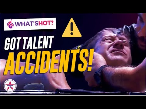 7 Horrific ACCIDENTS That Happened On Got Talent Stage — Will SHOCK You!